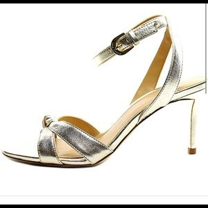 "MICHAEL Michael Kors ""Maxwell"" Ankle Strap Heels"